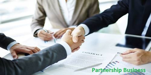 Classifications of Partnership Business as to Extent of Subject Matter
