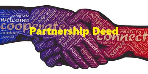 Partnership Deed