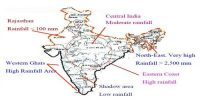 Variability of Rainfall in Indian Monsoon