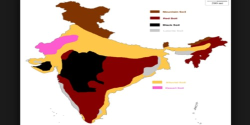 Black Soil in Indian Subcontinent