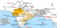 Drought Prone Areas in India