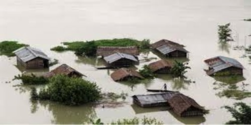 Consequence and Control of Floods in Indian Subcontinent