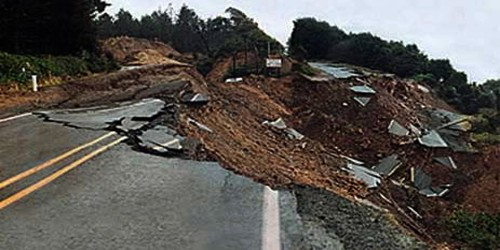 Consequences of Landslides