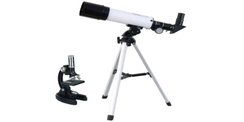 Characteristics of Microscope and Telescope