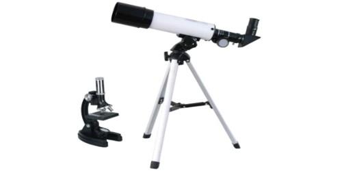 Characteristics of Microscope and Telescope