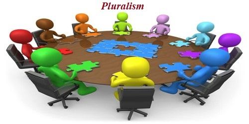 Major Elements of Pluralistic Social System