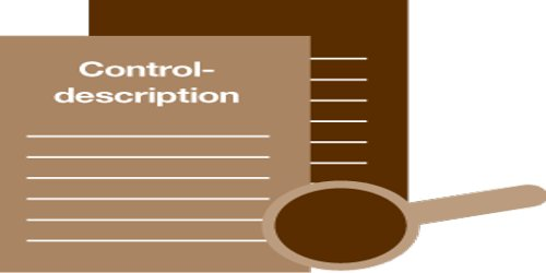 Difference between Concurrent tests of control and Planned test of control
