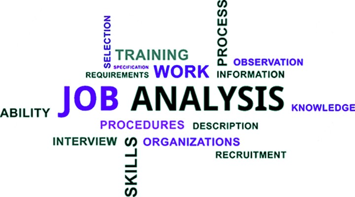 Features of Job Analysis