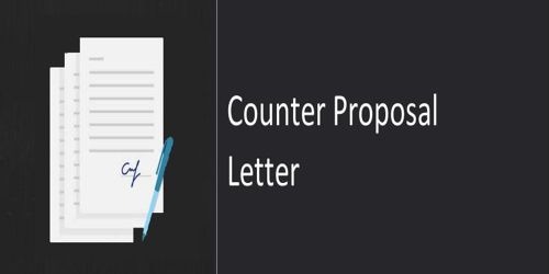Acceptance of Counter Proposal Letter