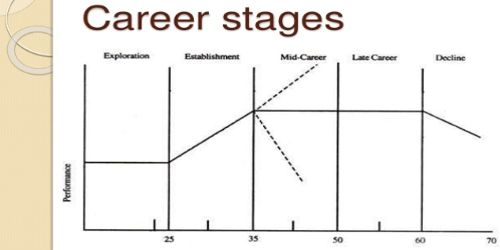 Different Traditional Career Stage