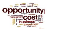 How does Opportunity Cost enter into the make or buy decision?