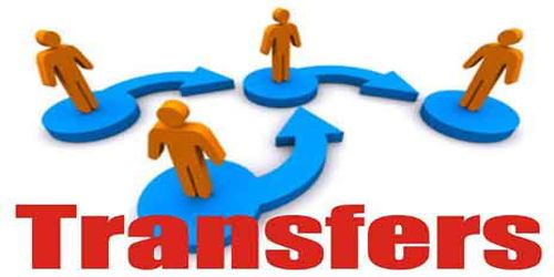 Transfer is not only a tool of punishment, reward as well – Explanation