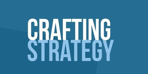 Approaches that most companies follow while Crafting Strategy