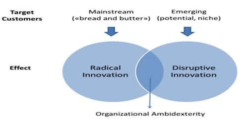Compare between Radical Innovation and Incremental Innovation
