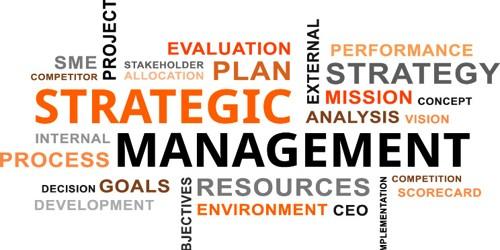 Relationship among Strategy, Strategic plan and Strategic management