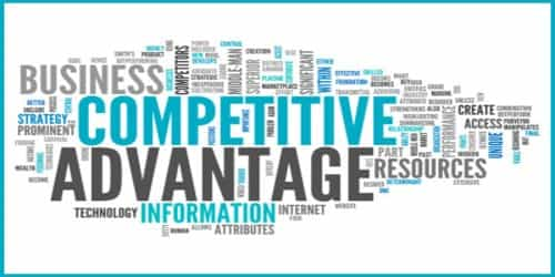 How can a company build Competitive Advantage?