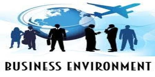 Business Environmental forecasting