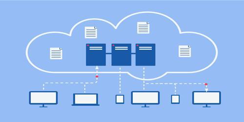 Data Storage Hierarchy