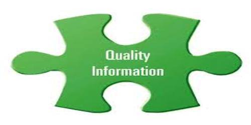 Information Quality (IQ)