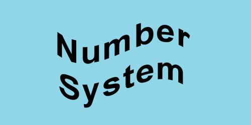 Base of Number System
