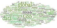 Major challenges to the development of Global System