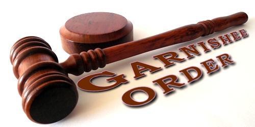 Garnishee Order