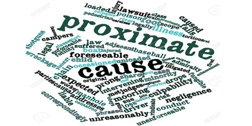 What are the certain rules of determining the Proximate Cause?