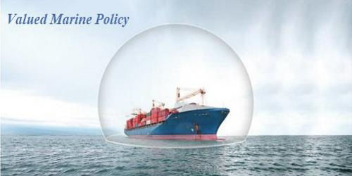 Valued Marine Policy