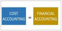 Differences between Cost Accounting and Financial Accounting