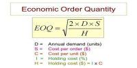 Economic Order Quantity