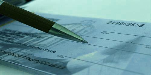 Material Alteration of Cheque