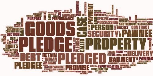 Essential Ingredients of Pledge