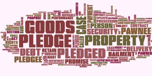 Rights and Obligations of the Pledger