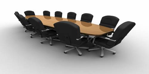 How is the office of directors vacated?