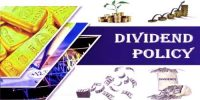 Factors that influence a firm's Dividend Policy Decision