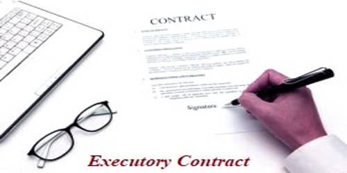 Executory Contract