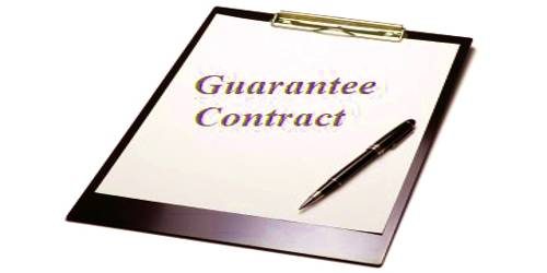 Guarantee Contract
