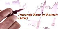 Advantage and Disadvantage of Internal Rate of Return (IRR)
