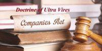 Doctrine of Ultra Vires