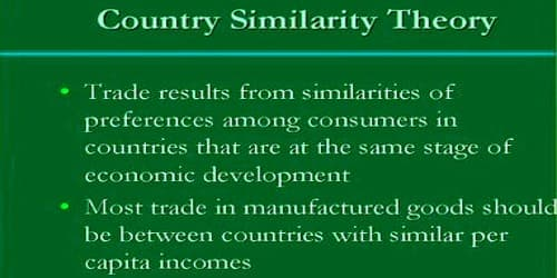 Country Similarity Theory of International Trade