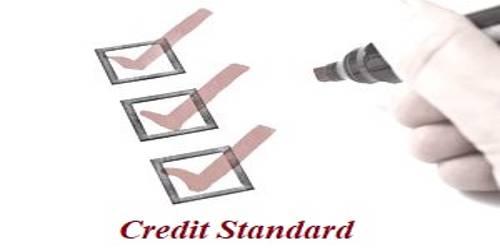 Credit Standard