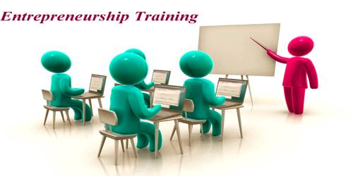 Role of training in the development of Entrepreneur