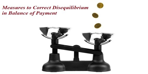 Measures to Correct Disequilibrium in Balance of Payment