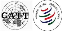 Different rounds of GATT and WTO