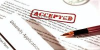 College Acceptance Letter Format