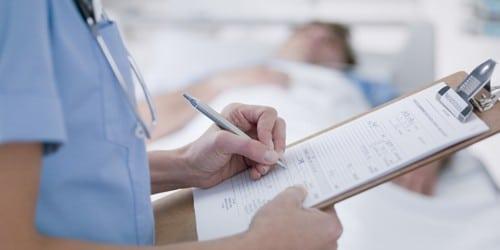 Job Application for Nurse Practitioner