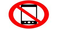 Application for not allowing cell phone in Classroom or Examination Hall