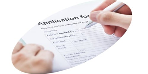 Job Application for the Post of Assistant Teacher