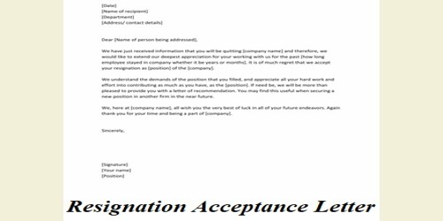 Letter Of Acceptance Sample from www.qsstudy.com