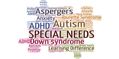 Job Application for Special Education in Autism Support
